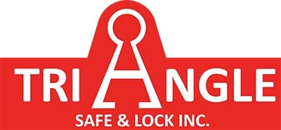 Triangle Safe & Lock