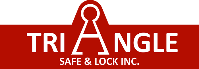 Triangle Safe & Lock Logo